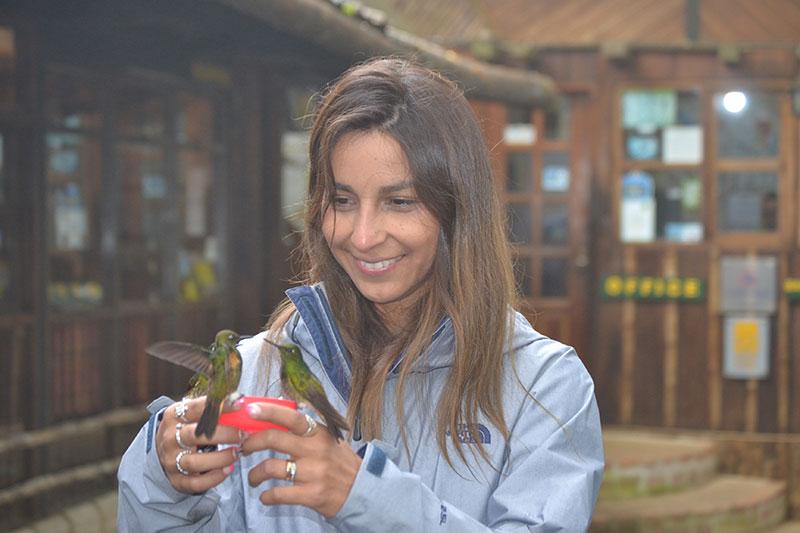 Birdwaching Ecuador